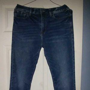Slim flex fit American eagle jeans 32X34.